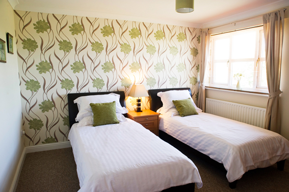 Rookery Farm Guest Bedroom